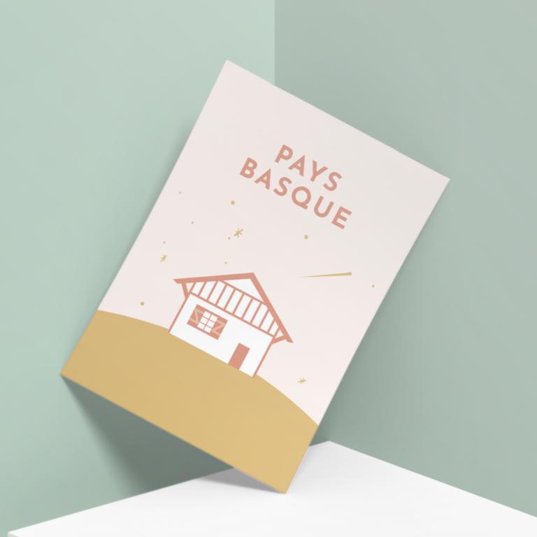 Pays Basque 64 Bayonne Biarritz Bidart Anglet - graphiste webdesigner