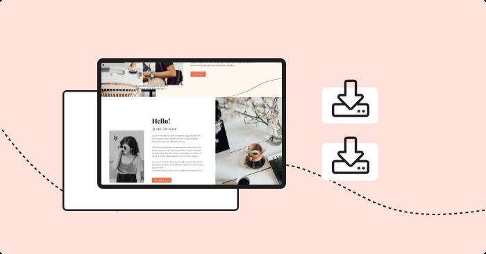 Templates Kit WordPress Elementor - téléchargement - Liw studio