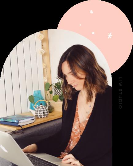 Coaching site internet, webdesign, webdesign Marina Mourguiart - entrepreneur web, agence web