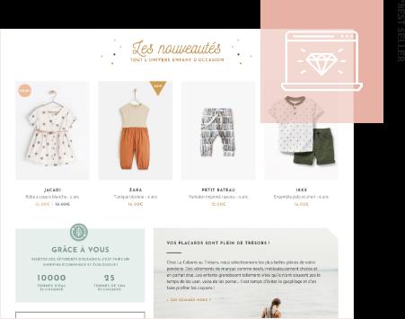 Devis création de site web