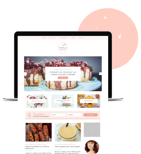Création de site internet sur-mesure haut de gamme - graphiste webdesigner